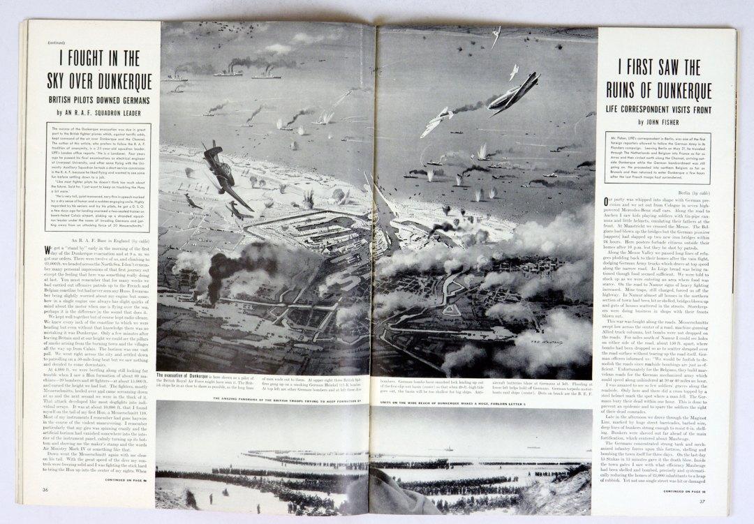 LIFE Magazine 1940 June 24 Italy's Army Chief