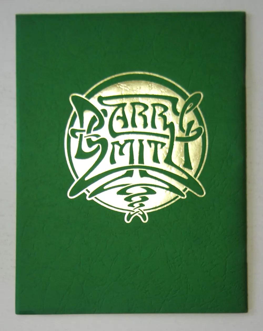 Barry Smith 1975 Shelf Stuff Gorblimey Press First Edition