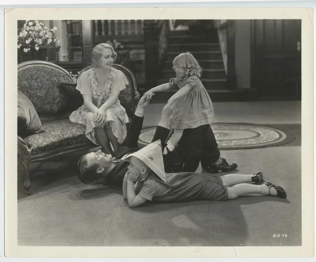 Anita Page Photo 1932 Prosperity