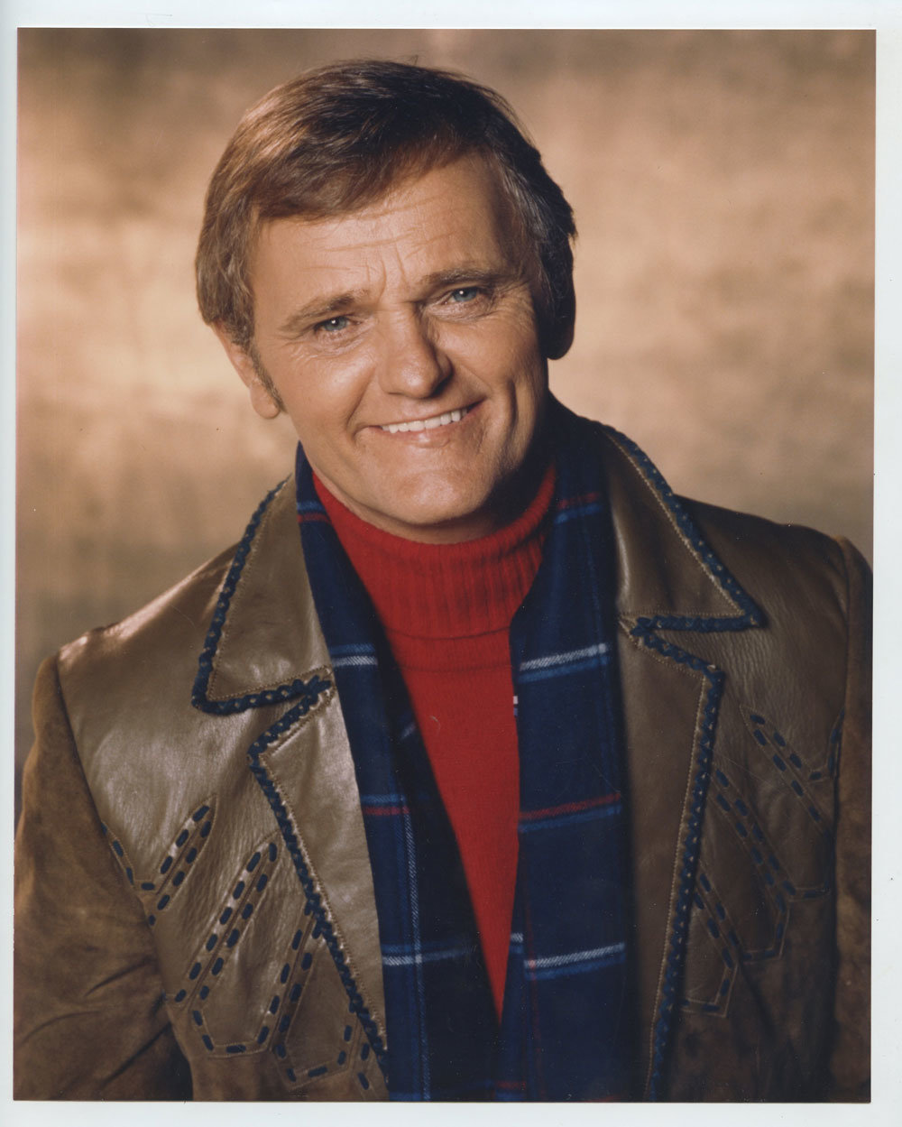 Jerry Reed Photo 1980s Publicity Promo