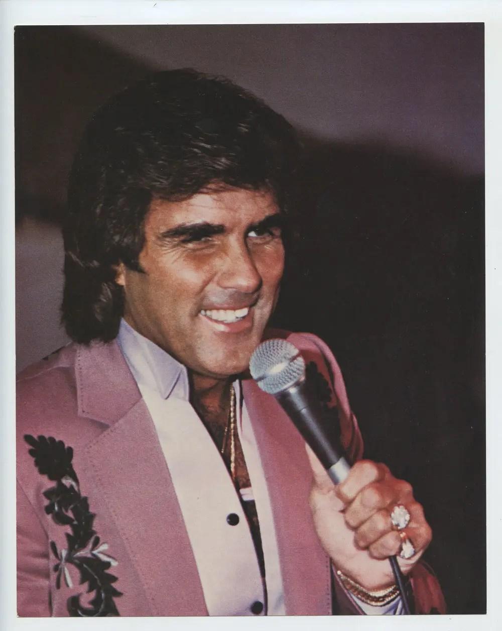 Billy Crash Craddock Photo 1970s Publicity Promo