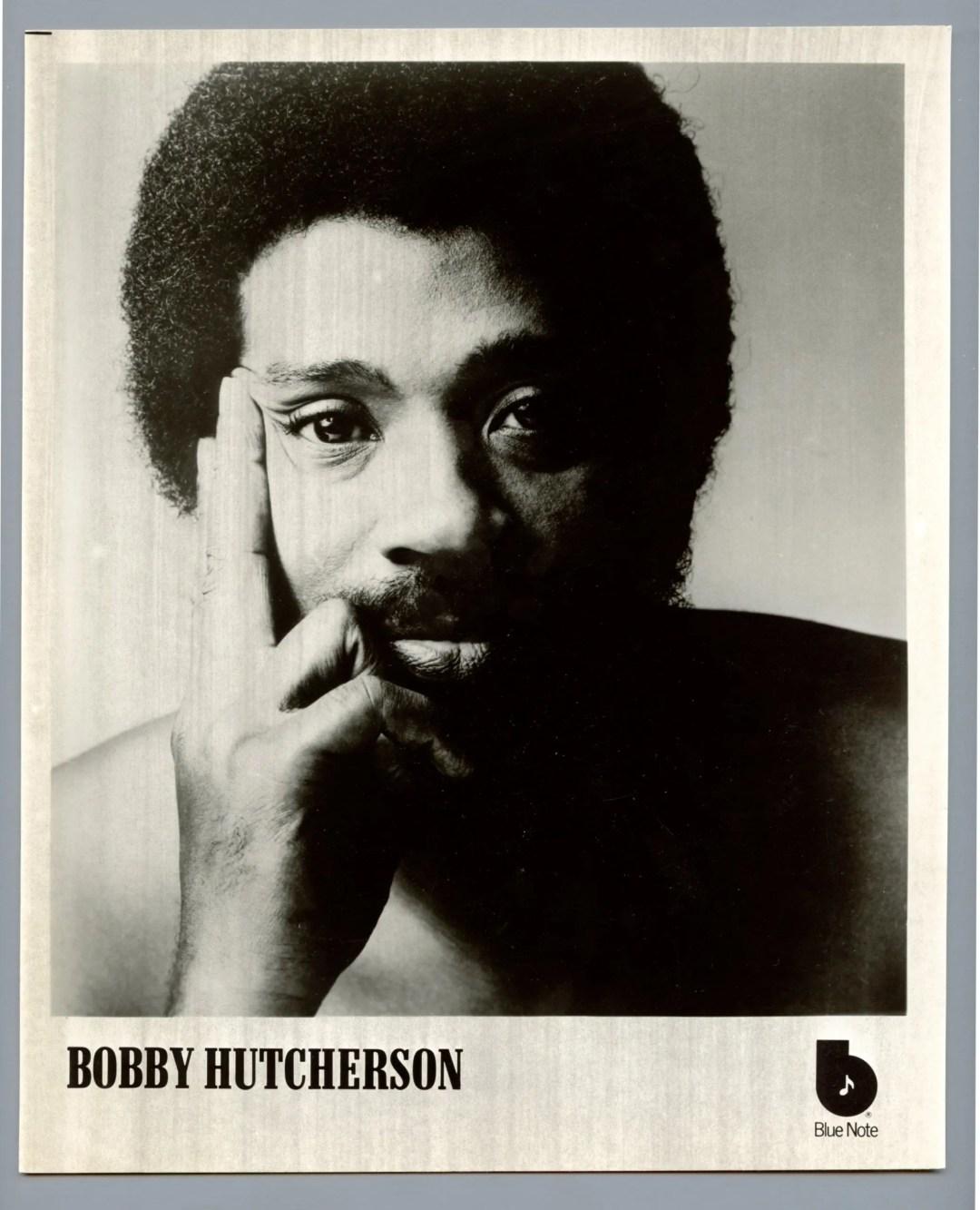 Bobby Hutcherson Photo Publicity Promo Blue Note 1975