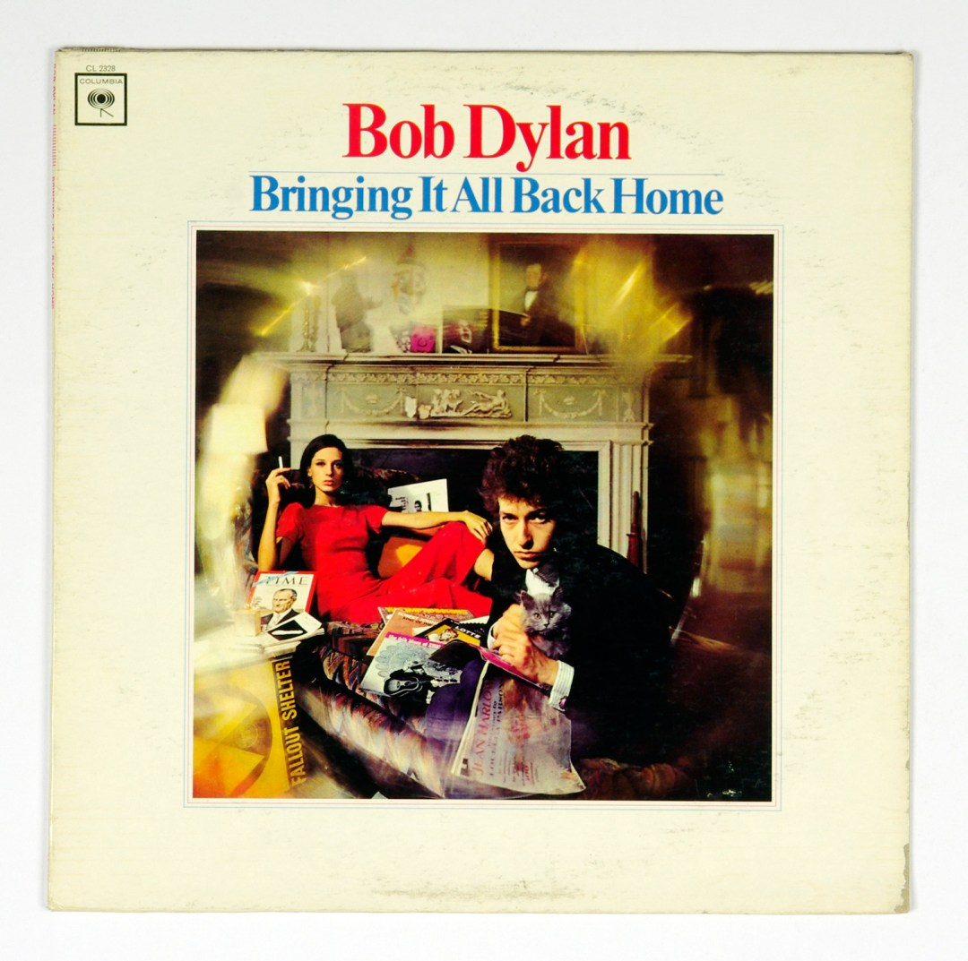 Bob Dylan ‎Vinyl Bringing It All Back Home 1965