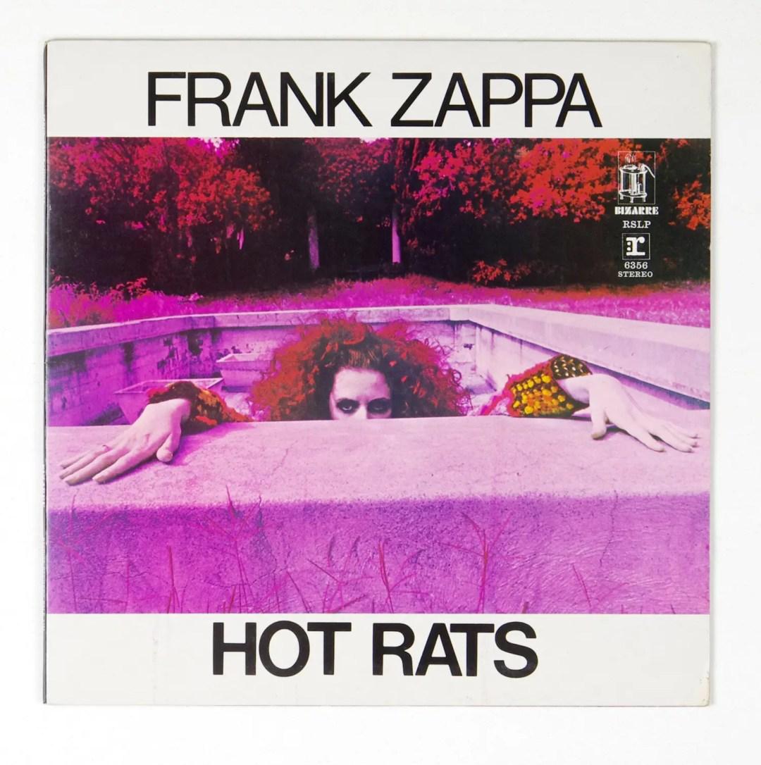 Frank Zappa Vinyl Hot Rats 1970