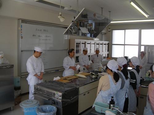 三隈お料理教室22014.3.17