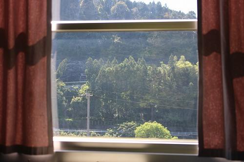 天瀬の車窓から…