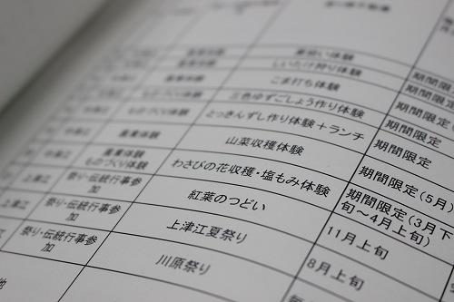 日田の体験型情報を収集してます。お気軽に観光協会にお問い合わせください♪