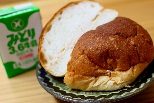 みどりパンの不動のトップ「コーヒークリームパン」