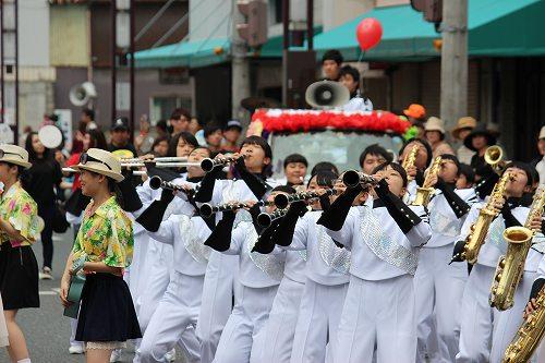 水郷日田どんたくカーニバル