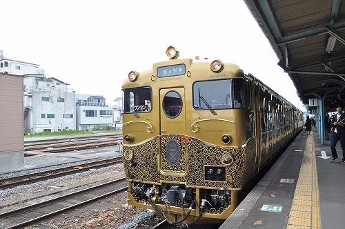 或る列車2015.8.16