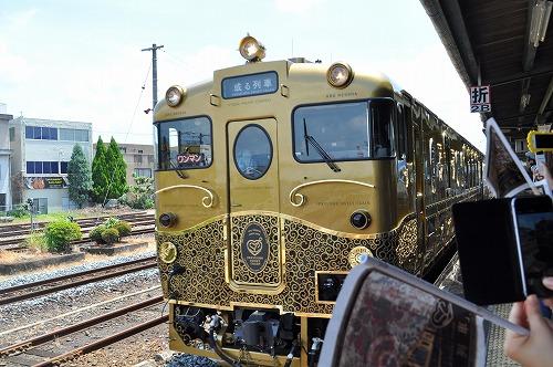 或る列車2015.8.14
