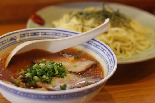 味噌つけ麺 / 700円