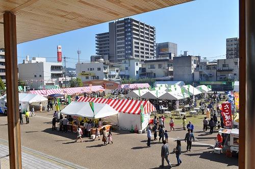 ふるさと日田大屋台村2015.10.17