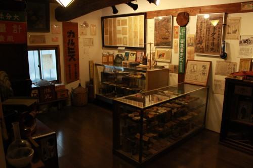 展示物の数が豊富で、半日は過ごせます。
