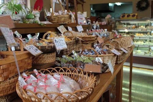 いろんな種類のお菓子があるので、選ぶのも楽しいですね。