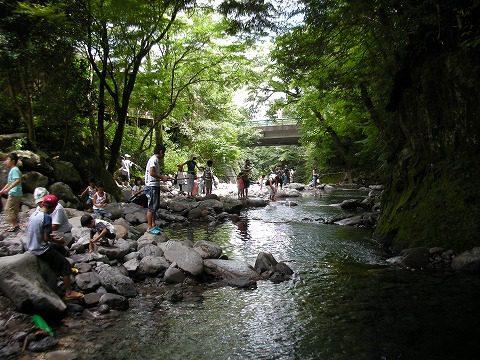 上津江フィッシングパーク