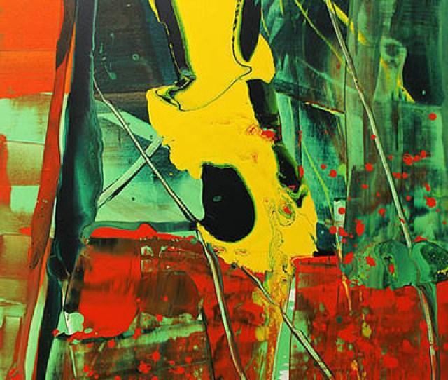Artist Li Lei Abstract