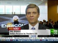 Denbury Resources CEO interviews on CNBC's Mad Money