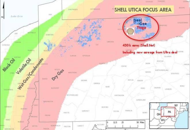 Source: Shell Investor Day 2014 Presentation