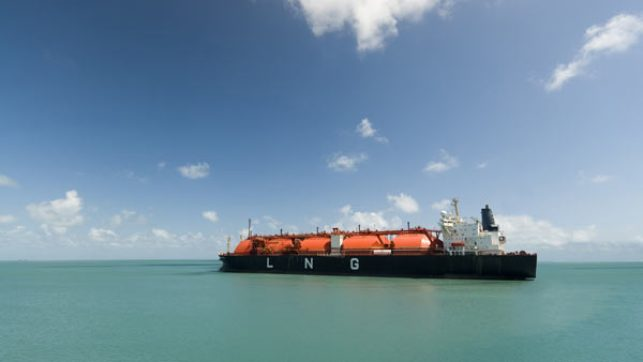 Shell Management Day - LNG Plans