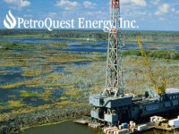 PetroQuest Energy Announces Initial Production From Thunder Bayou