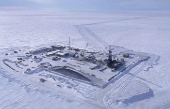 Drill Rig in Alaska - Oil & Gas 360