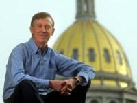 Colorado Governor John Hickenlooper
