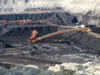Coal Production Hits 35-Year Low