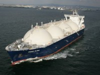 Source: Gazprom. LNG Tanker