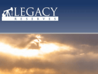 Legacy Reserves Announces New CFO