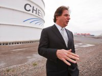 Charif Souki Out as CEO of Cheniere Energy