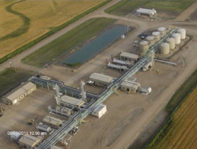 Manitok Energy Wayne Oil Facility - Alberta - Oil & Gas 360