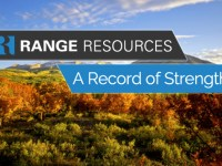 Range Resources: The Appalachia's Early Mover Sets Stage for 2016
