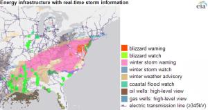 Jonas Storm Map