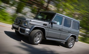 Source: Car and Driver Mercedes Benz G65 combined fuel economy of 13 MPG