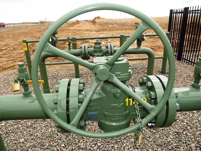 Oil & Gas 360 gas pipe valve wheel
