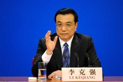 China, Chinese Premier Li Keqiang