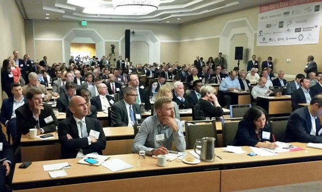 Cimarex: standing room only at EnerCom 2016