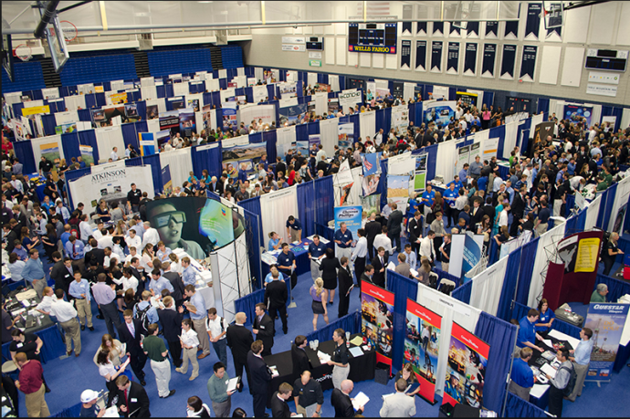 Oil & Gas Prominent at Colorado School of Mines Career Day