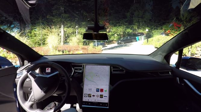 Tesla Putting its Self-Driving System into Every New Car