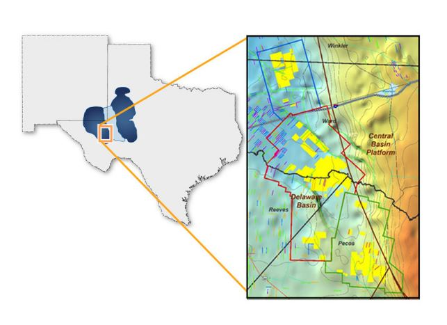 Permian Player Jagged Peak Energy Goes Public