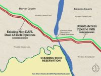 Energy Transfer Receives Easement from Army Corps of Engineers for Dakota Access Pipeline