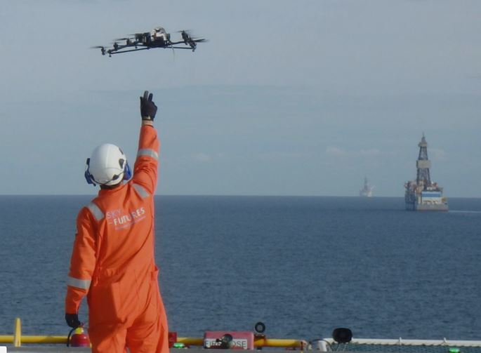 Eni Moves to Drones for Facility Inspections