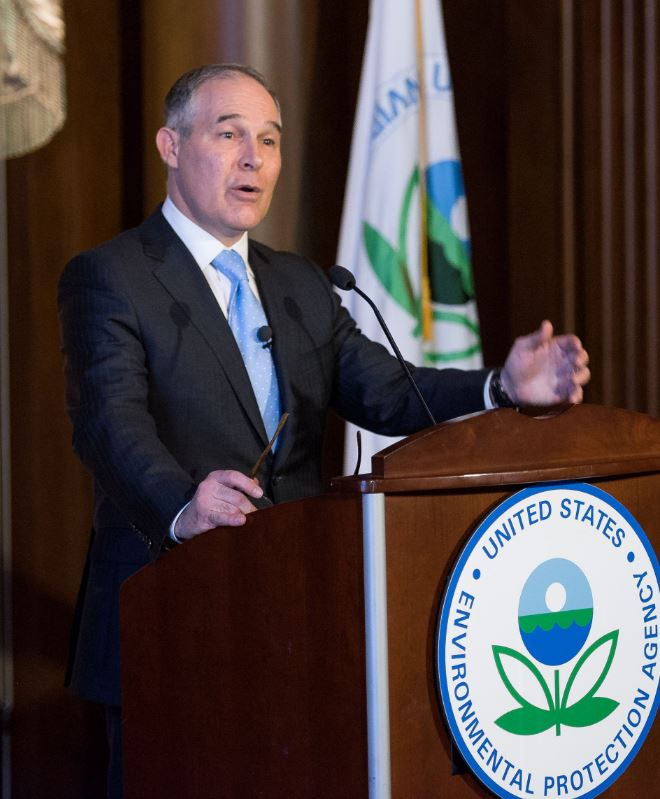 Rolling Back the Red Tape: Pruitt Withdraws EPA's Information Request for Equipment and Emissions Counts at Existing Oil & Gas Sites