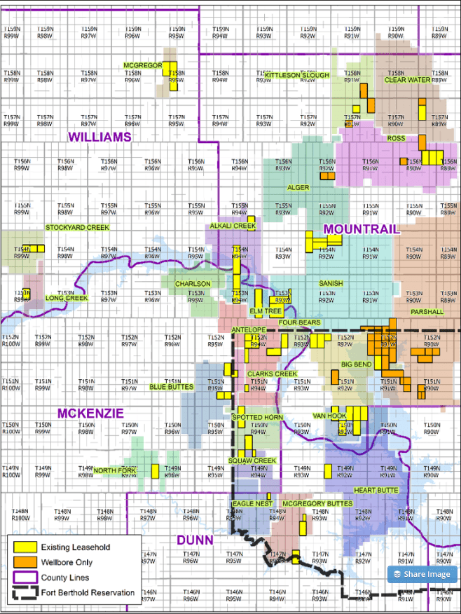 PetroShale's First Operated Middle Bakken Well Near EOG Record-setter