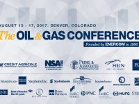 EnerCom Posts Presenter Schedule for The Oil & Gas Conference® 22 in Denver, August 13-17, 2017