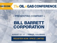 EnerCom Conference Day One Breakout Notes: Bill Barrett Corp.