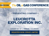 EnerCom's 2017 Conference Day Two Breakout Notes: Leucrotta Exploration