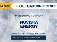 EnerCom's 2017 Conference Day One Breakout Notes: NuVista Energy