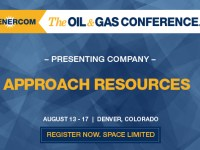 EnerCom's 2017 Conference Day Two Breakout Notes: Approach Resources